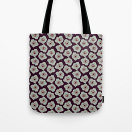 blue hellebores Tote Bag