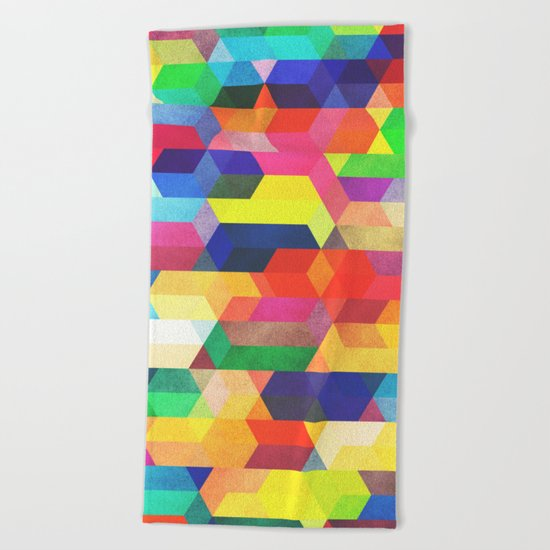 Monolith Beach Towel