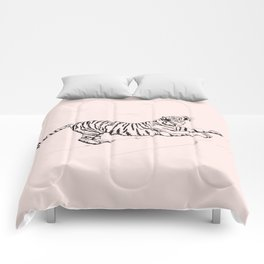Tiger and Sun I. Comforters