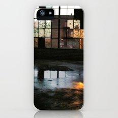 window iPhone (5, 5s) Slim Case