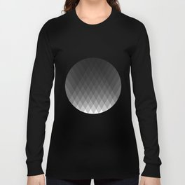 Minimalist triangles Long Sleeve T-shirt