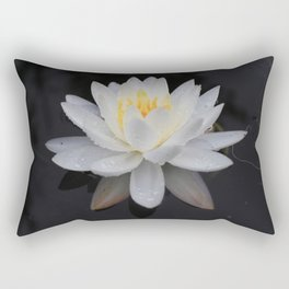 """Peace comes from within. Do not seek it without."" -Buddha Rectangular Pillow"