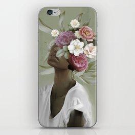 Bloom 9 iPhone Skin