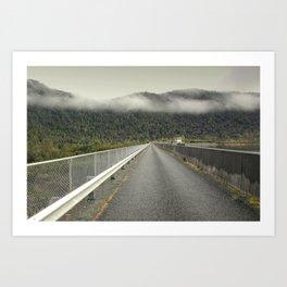 MacIntosh Dam Wall Art Print