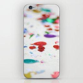 Confetti Sprinkle iPhone Skin