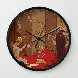 FETISH DECO Wall Clock