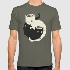 we need each other X-LARGE Lieutenant Mens Fitted Tee