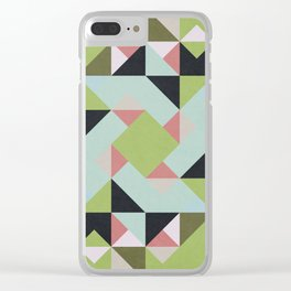 The Nordic Way XXIV Clear iPhone Case