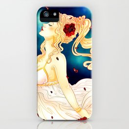Goddess of the Harvest iPhone Case