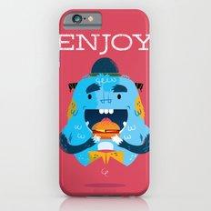:::Enjoy Monster::: Slim Case iPhone 6s