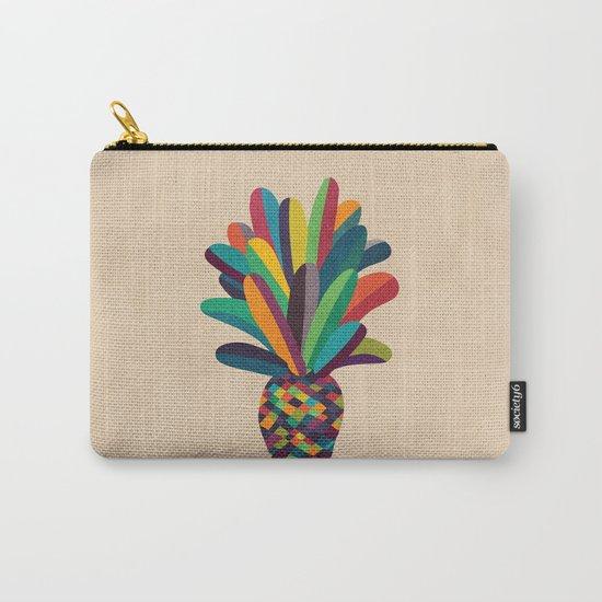 Flower Pot Carry-All Pouch