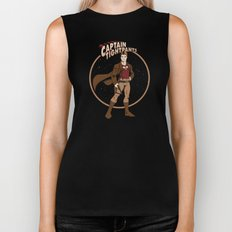 Captain Tightpants Biker Tank