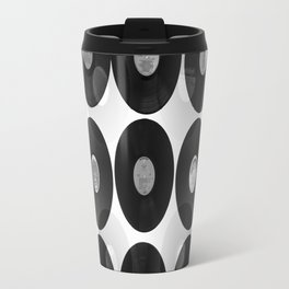 Something Nostalgic II - Black And White #decor #buyart #society6 Travel Mug