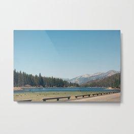 Hume Lake Metal Print