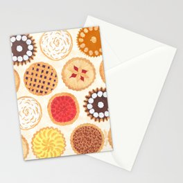 Pies, Pies, Pies Stationery Cards