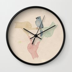 The Point Wall Clock