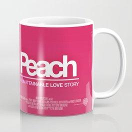 Peach - 'Her' parody movie poster Coffee Mug