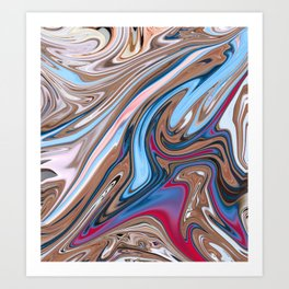 Cecile Art Print