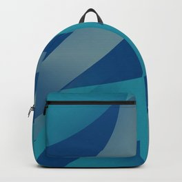 Riptide - Abstract Backpack