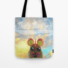 This Is The Limit Tote Bag
