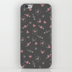 Letters for your sweetheart . iPhone & iPod Skin
