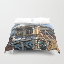 The Penthouse Duvet Cover