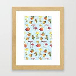 Sweet Botanical Framed Art Print