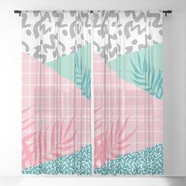 Beverly Hills #society6 #decor #buyart Sheer Curtain