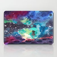 whisky iPad Cases featuring SPACE by sametsevincer
