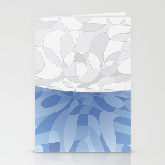 Air Pocket Stationery Cards