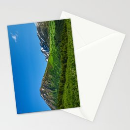 Alaskan Summer Greens - 1 Stationery Cards