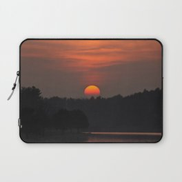 Burning Laptop Sleeve