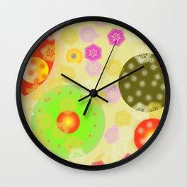 At the sight of all Wall Clock