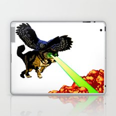 OWL WOLF ALLIANCE Laptop & iPad Skin