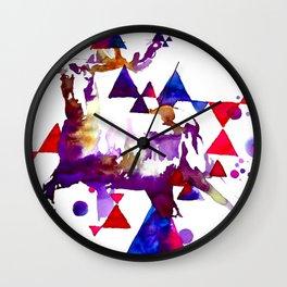 Too Moose Wall Clock