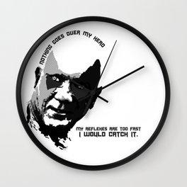 Drax - Catcher of All Wall Clock
