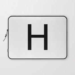 Capital H Laptop Sleeve