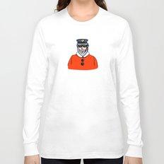 Santa Cop Long Sleeve T-shirt