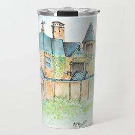 Atardecer Travel Mug