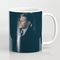 dean winchester Mugs featuring Dean Winchester. Season 9 by Armellin
