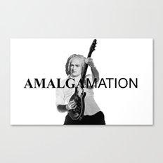 Amalgamation #3 Canvas Print