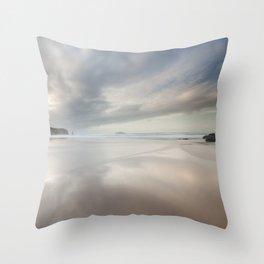 Sandwood Bay Throw Pillow
