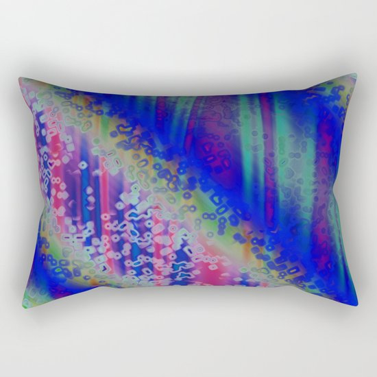 Colours ZH Rectangular Pillow