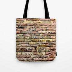Pink bricks Tote Bag