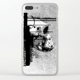 Evolution of Cognition Clear iPhone Case