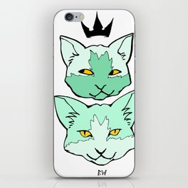 """Meow """"Color"""" iPhone Skin"""