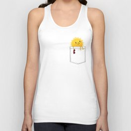 Pocketful of sunshine Unisex Tank Top