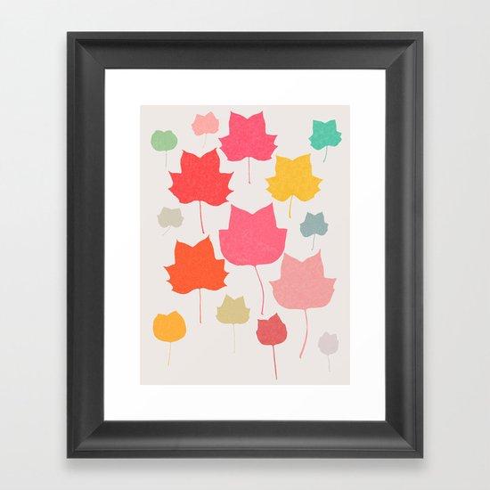 tulipifera 1 Framed Art Print