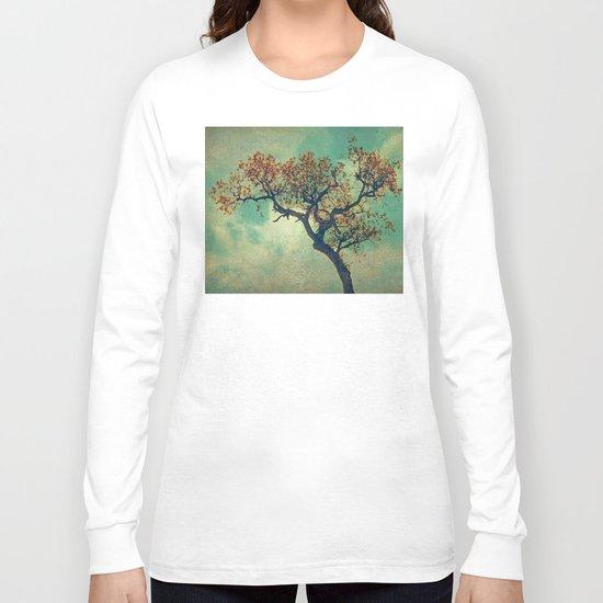 Rusty Tree  Long Sleeve T-shirt