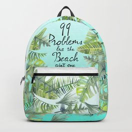 Tropical Chill Backpack